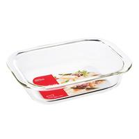 Lock & Lock Borosilicate Ovenware Glass Pan