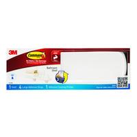 3M Command Bathroom Shelf