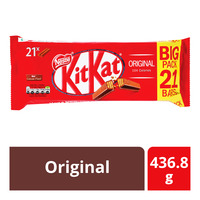 Nestle Kit Kat 2 Finger Chocolate Bar - Original