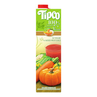 Tipco 100% Veggie Juice - 32 Veggie & Mixed Fruit