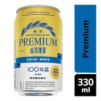 Taiwan Beer Can Beer - Premium