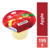 Tarami 0 kcal Fruit Jelly - Apple