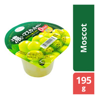 Tarami 0 kcal Fruit Jelly - Moscot
