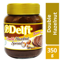 Delfi Chocolate Spread - Double Hazelnut