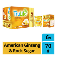 TruLife Bird's Nest - American Ginseng & Rock Sugar