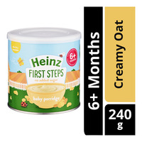 Heinz First Steps Porridge - Creamy Oat (6+ Months)