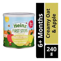 Heinz First Steps Porridge - Creamy Oat & Apple (6+ Months)