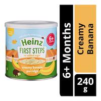 Heinz First Steps Porridge - Creamy Banana (6+ Months)