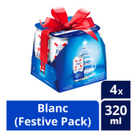 Kronenbourg 1664 Can Beer - Blanc (Festive Pack)