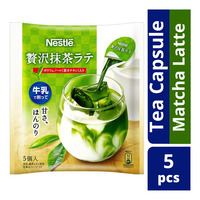 Nestle Luxurious Tea Capsule - Matcha Latte
