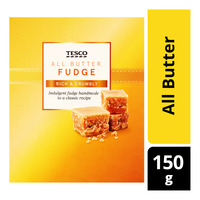 Tesco Fudge - All Butter