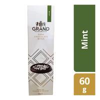 Grand Belgian Specialties Dark Chocolate Bites - Mint