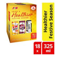 F&N Can Drink - Healthier Festive Season