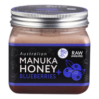 Biosota Australian Manuka Honey - Blueberries