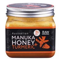 Biosota Australian Manuka Honey - Turmeric