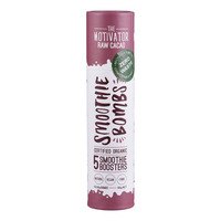 Smoothie Bombs Organic Smoothie Boosters Tube - Raw Cacao