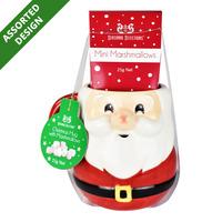 Seasonal Selections Christmas Mug & Mini Marshmallows - Assorted