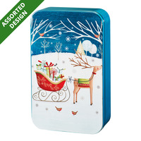 Seasonal Selections Shortbread Biscuit Tin - Assorted