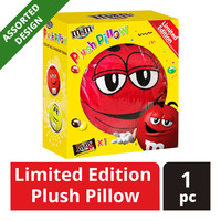 M&M's Limited Edition Plush Pillow - Assorted