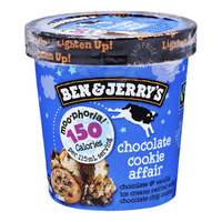 Ben & Jerry's Low Calorie Ice Cream - Chocolate Cookie Affair