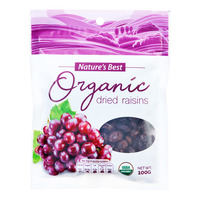 Nature's Best Organic Dried Fruits - Raisins