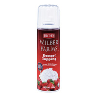 Rich's Wilber Farms Dessert Topping