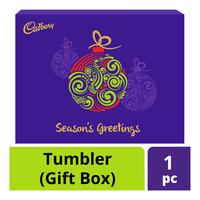 Cadbury Christmas Gift Box - Tumbler