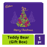 Cadbury Christmas Gift Box - Teddy Bear