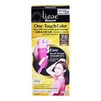 Liese Blaune One-Touch Hair Colour-3NB NaturalChiffonBrown