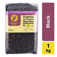 Kamchan Organic Germinated Rice - Black
