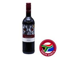 Wild Instinct Red Wine - Shiraz