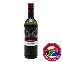 Wild Instinct White Wine - Chardonnay