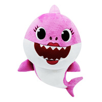 Pinkfong Sound Doll - Mommy Shark