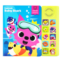 Pinkfong Sound Book - Baby Shark