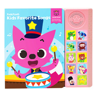 Pinkfong Sound Book - Kids' Favorite Songs