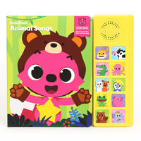 Pinkfong Sound Book - Animal Songs