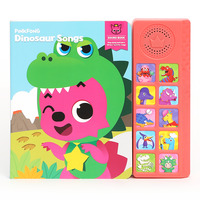 Pinkfong Sound Book - Dinosaur Songs