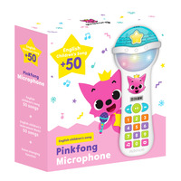 Pinkfong English Children's Song Microphone