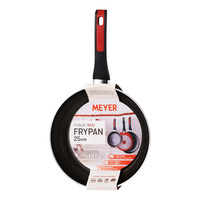Meyer Forge Red Nonstick Frypan - 25cm