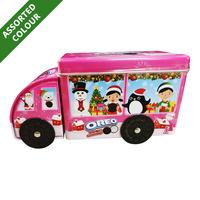 Oreo Season's Greetings Cookie Sandwich BiscuitTin