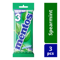 Mentos Chewy Dragees - Spearmint