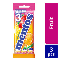 Mentos Chewy Dragees - Fruit