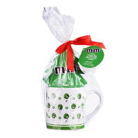 M&M's Chocolate Candies - Milk + Ceramic Mug
