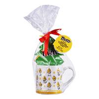 M&M's Chocolate Candies - Peanut + Ceramic Mug