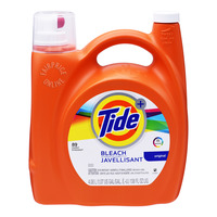 Tide Plus with Bleach Laudry Detergent - Original