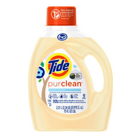 Tide Purclean Laundry Liquid Detergent - Unscented