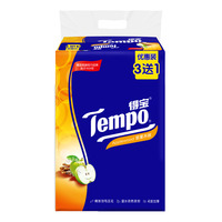 Tempo Soft Pack Tissue - Applewood (4ply)