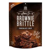 Sheila G's Bite Size Brownie Brittle - Chocolate Chip