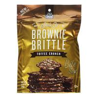 Sheila G's Bite Size Brownie Brittle - Toffee Crunch
