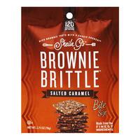 Sheila G's Bite Size Brownie Brittle - Salted Caramel